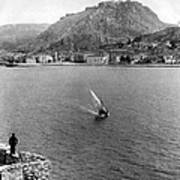 Palamidi Fortress - Greece - C 1907 Poster