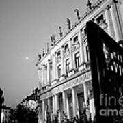 Palazzo Chiericati By Night Poster