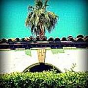 Palm Springs Desert Spanish 4 Poster by Randall Weidner