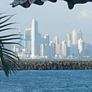 Panama City Panama Poster