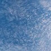 Panoramic Clouds Number 7 Poster