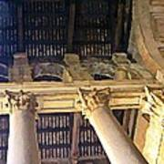 Pantheon Columns Poster
