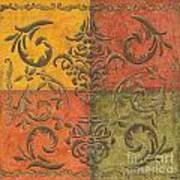 Paprika Scroll Poster