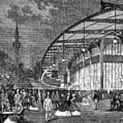Paris: Exposition Of 1867 Poster