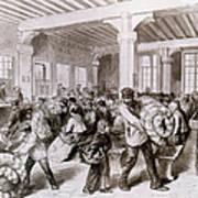 Paris: Pawnbroker, 1868 Poster