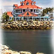 Parker's Lighthouse Charm Poster