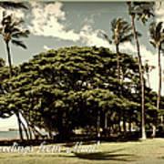 Parkside Postcard Poster