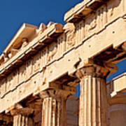 Parthenon Poster by Brian Jannsen