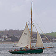 Passing St Mawes Poster