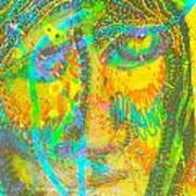 Pastel Man 27 Poster