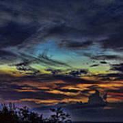 Pastel Sky Poster
