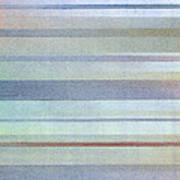 Pastel Stripes Poster