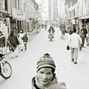 Patan In Kathmandu Poster
