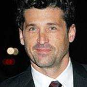 Patrick Dempsey At Arrivals For Avon Poster