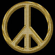 Peace Sign 1 Poster