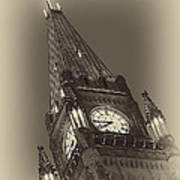 Peace Tower Poster