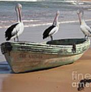 Pelican Heaven Poster
