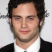 Penn Badgley At Arrivals For The 2009 Poster by Everett