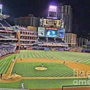 Petco Park San Diego Padres Poster