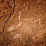 Petroglyph Iv Poster
