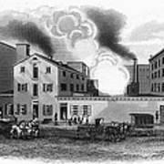 Philadelphia: Distillery Poster