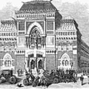 Philadelphia: Museum, 1876 Poster
