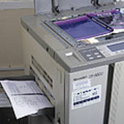 Photocopier Poster