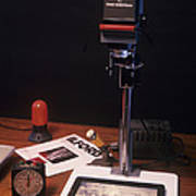 Photographic Enlarger Poster