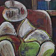 Picasso Dream For Luna Poster