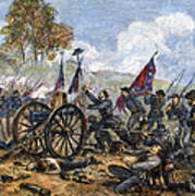 Picketts Charge, 1863 Poster