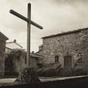 Pieve Di Santa Maria Alla Sovarra Poster