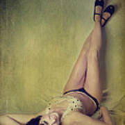 Pin Me Up Poster by Laurie Search