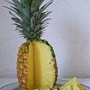 Pineapple Delight Poster