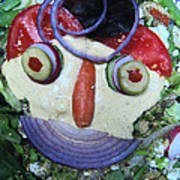 Pirate Salad Saturday Poster