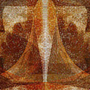 Pistil Poster by Christopher Gaston