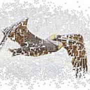 Pixel Pelicano Poster