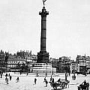 Place De La Bastille Poster