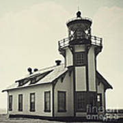 Point Cabrillo Lighthouse Poster