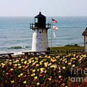 Point Montara Lighthouse Vista Poster