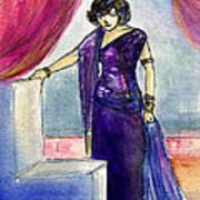 Pola Negri Poster