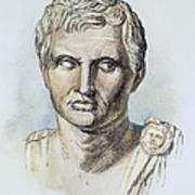 Pompey (106-48 B.c.) Poster