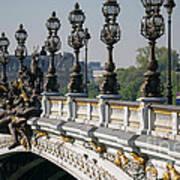 Pont Alexander IIi Poster
