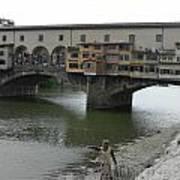 Ponte Vecchio Poster