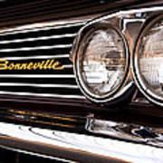 Pontiac Bonneville Poster