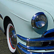 Pontiac Eight Poster