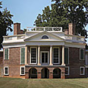 Poplar Forest Squared Poster