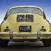 Porsche 356 Poster