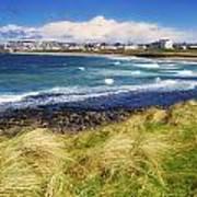 Portrush, Co Antrim, Ireland Seaside Poster