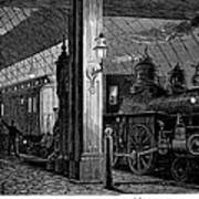 Postal Service, 1875 Poster