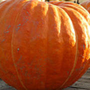Pounds Of Pumpkin  Fun Poster